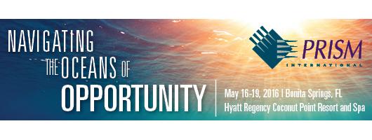 PRISM International Conference 2016